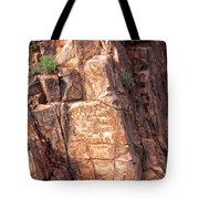Hieroglyphics Trail 1 Tote Bag