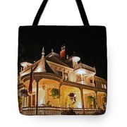 Higdon House Inn Ga Tote Bag