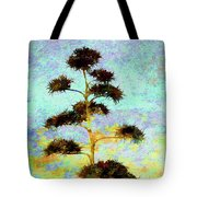 High Above The City Tote Bag
