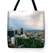 High Altitude Mexico Tote Bag