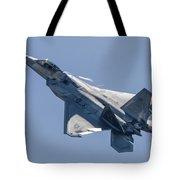 High Angle Of Attack Tote Bag