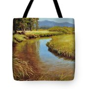 High Country Gold Tote Bag