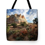High Desert Paint Tote Bag