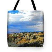 High Desert Ridge Tote Bag