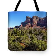 High Desert View Tote Bag