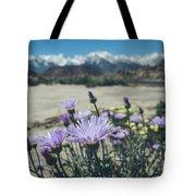 High Desert Wildflowers Tote Bag