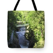 High Falls Gorge Tote Bag