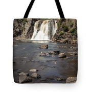 High Falls Of Tettegouche State Park 3 Tote Bag