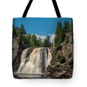 High Falls Of Tettegouche State Park 4 Tote Bag
