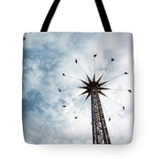 High Flying Tote Bag