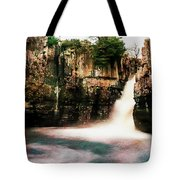 High Force With A Watercolour Effect. Tote Bag