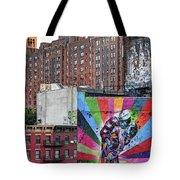 High Line Art Tote Bag