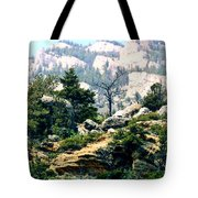 High Lonesome Tote Bag