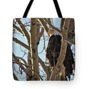 High Look Out Tote Bag