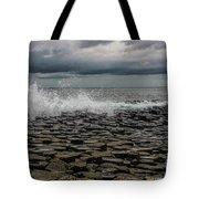 High Low Tide Tote Bag