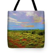 High Mesa Path Tote Bag