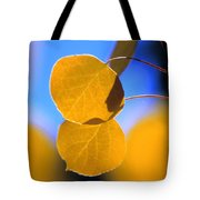 High Mountain Glory Tote Bag