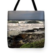 High Ocean Surf Tote Bag