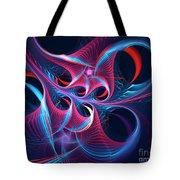 High On Emotion Tote Bag
