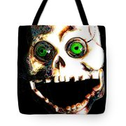 Manny Tappaferris Tote Bag