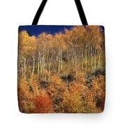 High On The Hill Tote Bag