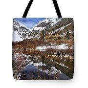 High Peak Reflections Tote Bag