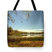 High Point Autumn Scenic Tote Bag