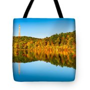 High Point Monument Tote Bag