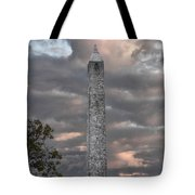 High Point Monument Sussex County New Jersey Tote Bag