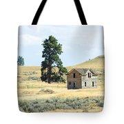 High Prairie Home Tote Bag
