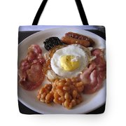 High Protein Breakfast Tote Bag