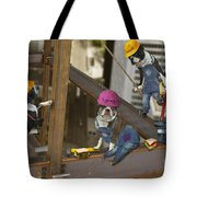 High Rise Lunch Tote Bag