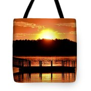 High Rock Days End Tote Bag