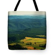 High Rocks Overlook  Tote Bag