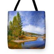 High Sierra Heaven Tote Bag