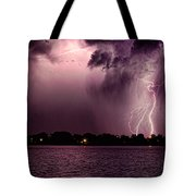 High Strike Tote Bag
