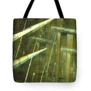 High Tech Blur Tote Bag