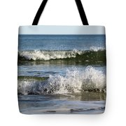 High Tide Coming Tote Bag