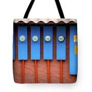 High Violtage Tote Bag