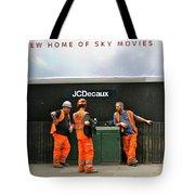 High Viz Tote Bag