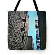 High Walls Tote Bag