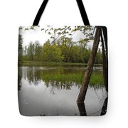 High Water Reflections Tote Bag