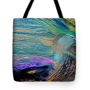 High Wave Tote Bag