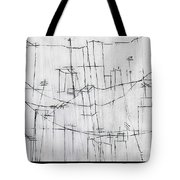 High Wires Tote Bag