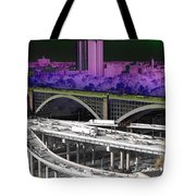 Highbridge Bronx  Tote Bag