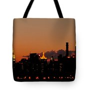 Higher And Higher Tote Bag