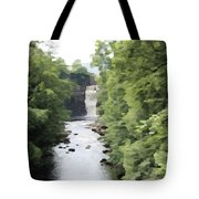 Highforce Waterfall Tote Bag