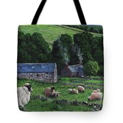 Highland Croft Tote Bag