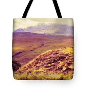 Highland Landscape Tote Bag