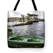 Highland Loch Tote Bag